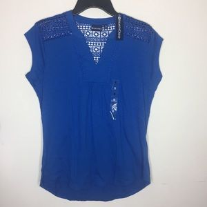 Northcrest Small Blue Shirt